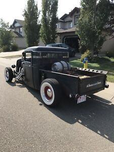Trade or Cash!  1935 Chevy Rat Rod Truck!