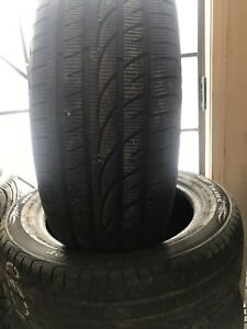 Winter tires 215/55/R16