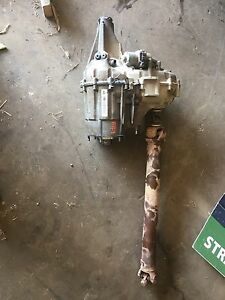Transfer case or parts