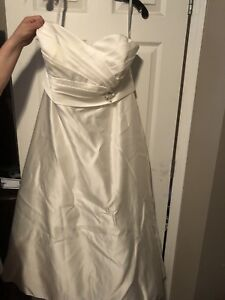 Size 20 Alfred Angelo wedding dress  200obo