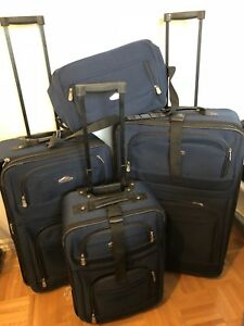 Ensemble 4 valises Cambridge