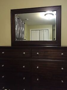 Dresser, chest and night table
