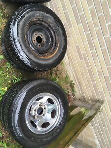 5 bolt gmc truck wheels