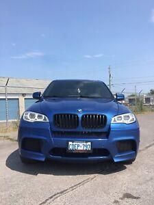2013 BMW X5M