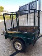 Trailer with Cage Mount Waverley Monash Area Preview