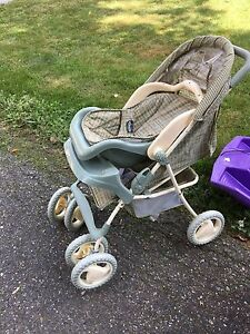 Doll Stroller and Carrier