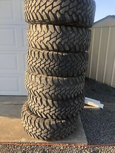 6 TOYO OPEN COUNTRY MTs