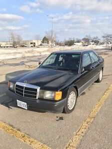 Mercedes 190e PRICED TO FAST SELL