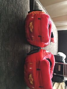 Cars slippers size 5/6