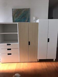 Meubles Stuva d'IKEA à vendre