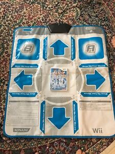 Wii Dance Dance Revolution DDR