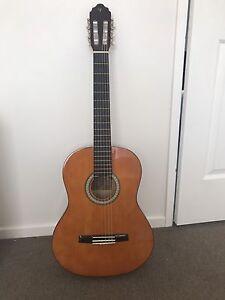 Valencia classic guitar-Left handed Hastings Mornington Peninsula Preview