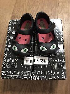 Mini Melissa girls shoes