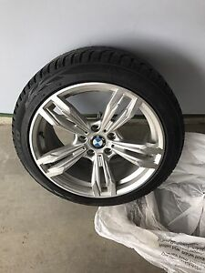 BMW Toyo Observe G3 Ice &a Winter Tires 18""