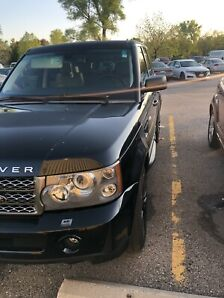 Range rover 2009 supercharged