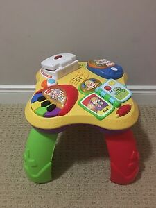 Fisher Price, Laugh and Learn