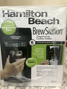 Hamilton Beach Brew Station- 48274 - brand New