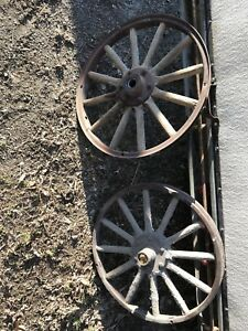 FORD Model T wheels