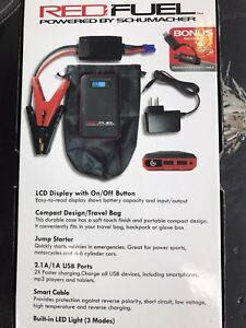 Lithium ion booster pack