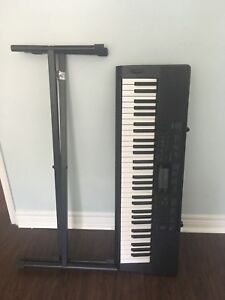 Casio CTK-3200 Keyboard & Stand