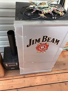 Jim Beam smoker
