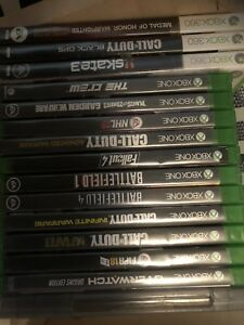 Xbox ones games