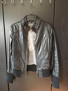 Danier XXXS leather jacket