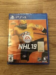NHL 19 PS4 (BRAND NEW/SEALED)