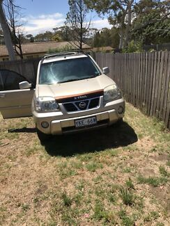 Selling 2003 Nissan Xtrail. Family Car.