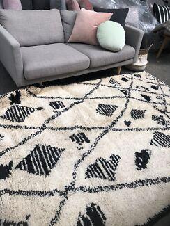Wanted: Freedom rug