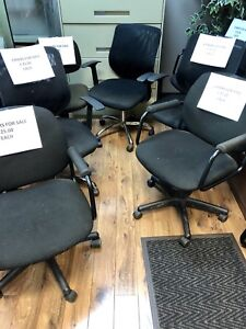 Office Chairs - $25