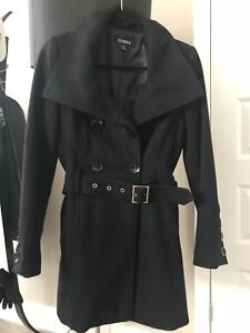 Manteau long guess , grandeur small