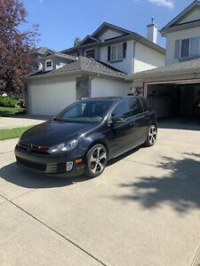 2012 VW GTI 6 Speed Manual
