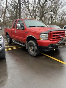 2004 Ford 250 Super Duty