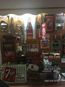 Oil & Gas, Soda Pop and much more......NEW STUFF