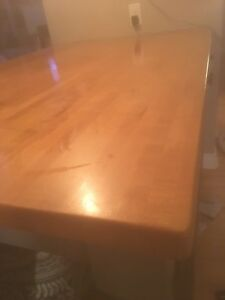 Butcher Block Island or Table Top