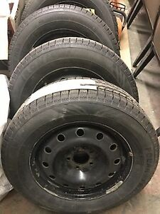 Mustang Snow tires