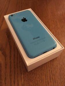 Blue iPhone 5c - 8GB - Koodo/Telus