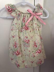 NEW handmade floral dress Camira Ipswich City Preview