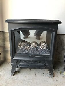 Mini Electric Fireplace