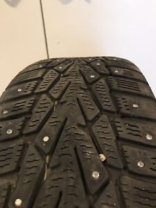 Nokian Winter tires 205/55 R16