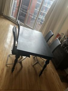 Table et chaises cuisine sale a manger dining room table chairs
