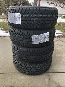 BRAND new 225/60/16 duraturn winter studdable tires $440 FIRM