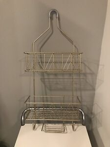 Large 2 Tier Shower Caddy