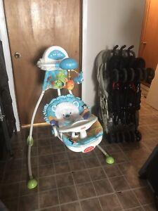 Fisher Price Precious Planets baby swing