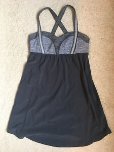 Lululemon yoga tank top (size 6)