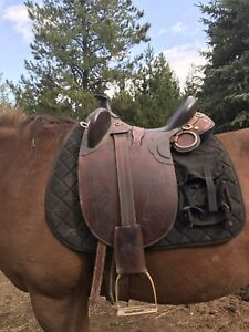 Aussie saddle for sale!!