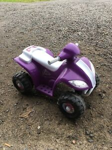 Toddler 4 wheeler