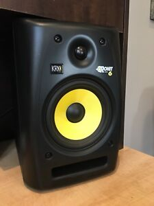 KRK Rokit 6 (G2) Studio Monitor Speakers ( Pending to Justin )