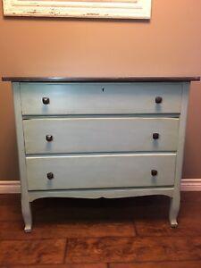 Restored dove tailed dresser